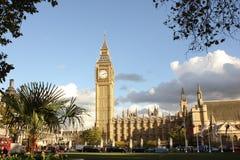 Big Ben, Clock Tower, London, England Royalty Free Stock Photos