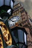Big Ben clock tower, London, England royalty free stock images
