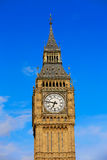 Big Ben Clock Tower in London England Stock Photography