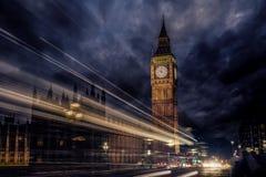 Big Ben Clock Tower in London England. Uk Stock Images