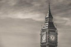 Big Ben clock tower. London landmark Big Ben, England, UK Royalty Free Stock Photo