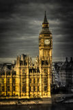 Big Ben clock tower Royalty Free Stock Photography