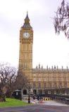 The Big Ben Clock Tower Stock Images