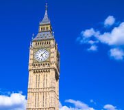Big Ben clock tower, London Stock Photos