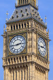 Big Ben, Clock tower of the Palace of Westminster, London,United Kingdom Royalty Free Stock Images