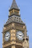 Big Ben, Clock tower of the Palace of Westminster, London, United Kingdom. England. The tower is officially known as Elizabeth Tower, it was known as the Clock Royalty Free Stock Photos