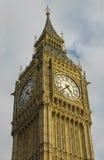 Big Ben. Close up of Big Ben clock tower Stock Photography