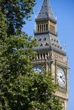 Big Ben close up. Royalty Free Stock Photography