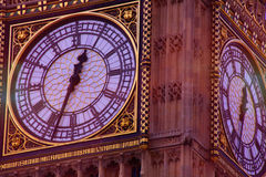 Big Ben close up Clocktower Royalty Free Stock Image