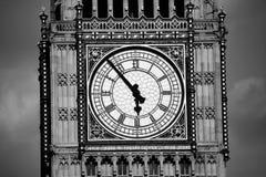 Big Ben, close up Stock Image