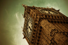 Big Ben closeup Stock Image