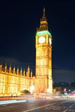 Big Ben closeup Royalty Free Stock Photography