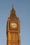 Big Ben - das berühmte Symbol von London Stockbild