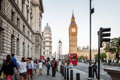 Big Ben de grand George Street Images libres de droits