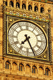 Big Ben (detail) Stock Images