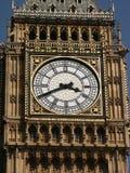 Big Ben detail. View of Big Ben, London Stock Photography