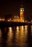The Big Ben from the distance Royalty Free Stock Images