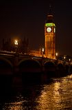 The Big Ben from the distance Royalty Free Stock Image