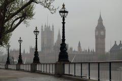 Big Ben & Domy Parlament obraz royalty free