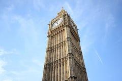 Big Ben domy parlamentu Westminister pałac Londyński gothic ar Zdjęcia Stock