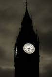 Big Ben at down Stock Photos