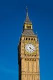 Big Ben, el belltower y reloj del palacio de Westminster, también conocido como las casas del parlamento Foto de archivo libre de regalías