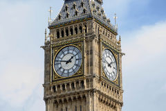 Big Ben Elizabeth Tower Stock Photography