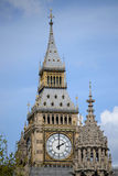 Big Ben Elizabeth Tower Royalty Free Stock Image