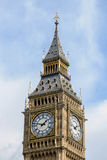 Big Ben Elizabeth Tower Royalty Free Stock Photography