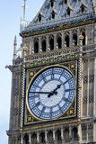 Big Ben Elizabeth Tower Royalty Free Stock Photos