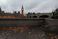 Big Ben (Elizabeth tower), London Royalty Free Stock Photos