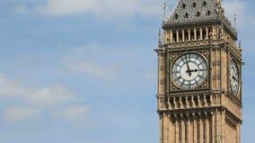Big Ben, Elizabeth Tower, palais de Westminster, Londres banque de vidéos