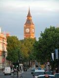 Big Ben em uma tarde Fotos de Stock