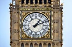 Big Ben en Londres, Inglaterra Imágenes de archivo libres de regalías