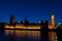 Big Ben et Abbaye de Westminster photos libres de droits