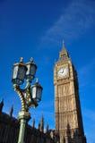 Big Ben famoso Fotografia Stock Libera da Diritti