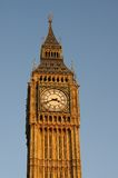 Big Ben - the famous symbol of London Stock Image