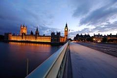 Big Ben, Haus von Parlament 3 Lizenzfreies Stockfoto
