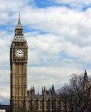 Big Ben, House of Parliament. Big Ben and House of Parliament, London, England Stock Image