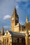 Big Ben and Houses of Parliament. London, UK Royalty Free Stock Image