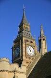 Big Ben and The Houses Of Parliament Stock Images