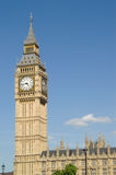 Big Ben Houses of Parliament Royalty Free Stock Photography