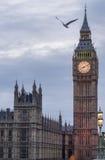 Big Ben and Houses of Parliament Stock Photos
