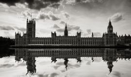Big Ben and Houses of Parliament, London Stock Images