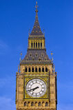 Big Ben (Houses of Parliament) in London Stock Photography