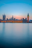 Big Ben and Houses of parliament, London Royalty Free Stock Photo