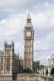 Big Ben and the Houses of Parliament, London Royalty Free Stock Images