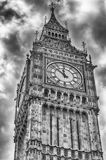 The Big Ben, Houses of Parliament, London Royalty Free Stock Image