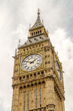 The Big Ben, Houses of Parliament, London Royalty Free Stock Photos