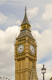 The Big Ben, Houses of Parliament, London Stock Photo